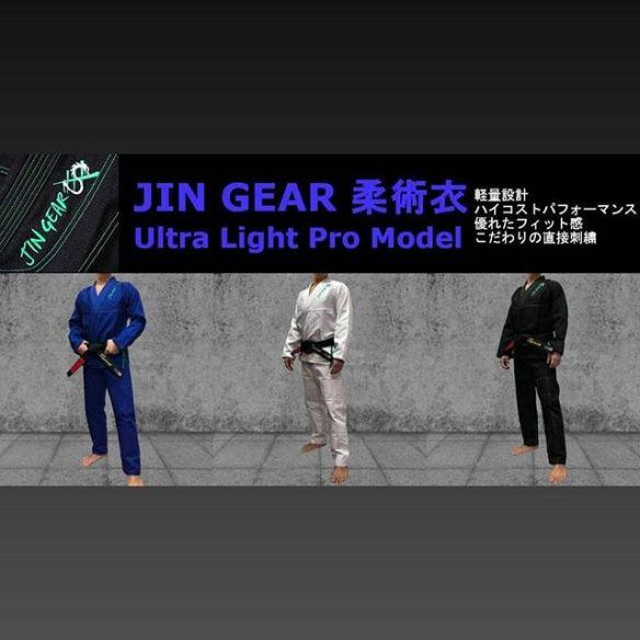 JIN GEAR 柔術衣ジンギアの柔術衣が新発売!Ultra Light Proモデル軽量かつ丈夫な生地を採用。優れたコストパフォーマンス。フィット感と動きやすさを両立させるカット。こだわりの直接刺繍とデザイン。違いを実感できる逸品。#JinGear #ジンギア #軽量柔術着 #柔術衣 #柔術着 #Gi #Kimono #ウルトラライトプロモデル #UltraLightPromodel #新発売 #newarrival