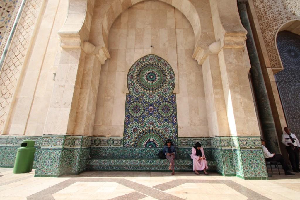 カサブランカ モスク