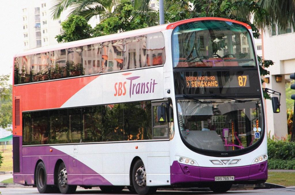 シンガポール バス