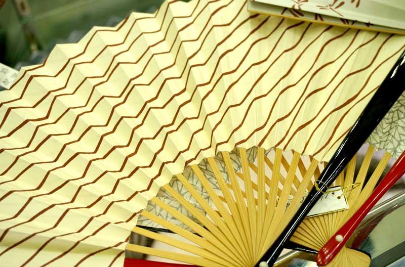 江戸扇子の特徴