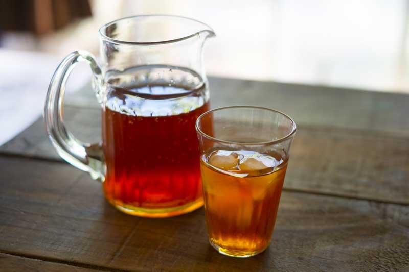麦茶の美味しい作り方