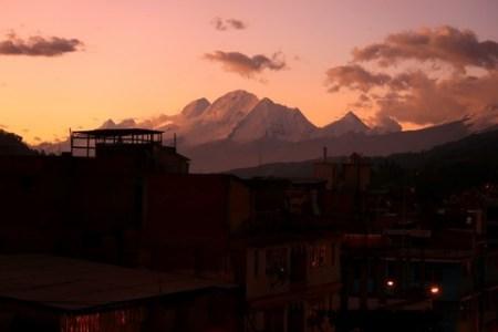 ペルー最高峰ワスカラン登山隊2017スタート
