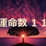 カバラ数秘術 運命数「11」霊性に富み新たな世界を探求する革新数