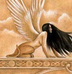 Monstruos mitológicos: Esfinge
