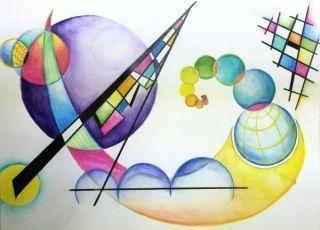 JugART: Kandinsky te lo cuenta