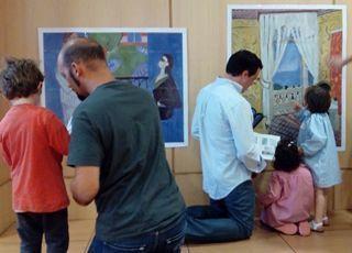 JugARTE: Matisse, Klee, Miró… te lo cuentan