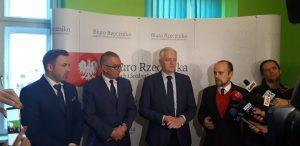 Otwarcie Biura Rzecznika Małych i Średnich Przedsiębiorców w Krakowie