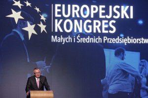 Zapis wideo z otwarcia Europejskiego Kongresu MŚP