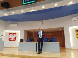Konsultacje z przedsiębiorcami w Gdańsku