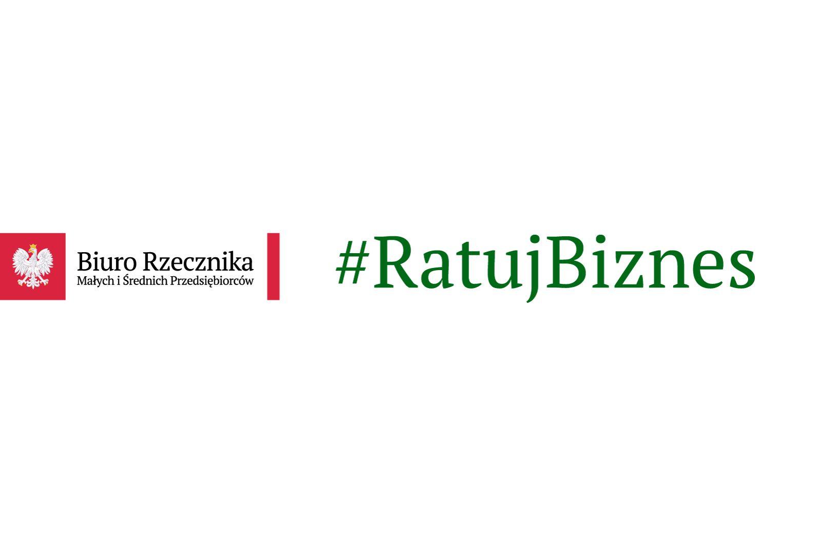 Logo Biura Rzecznika # RatujBiznes
