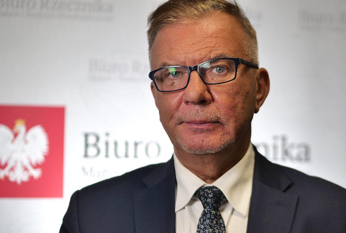 Adam Abramowicz Rzecznik MŚP