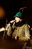 Singer/Songrwriter Suzanne Vega sings some of her latest songs at the 2012 Winter's Eve Festivities