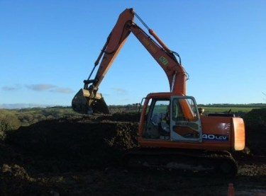 RZT LTD Plant Hire | Cornwall