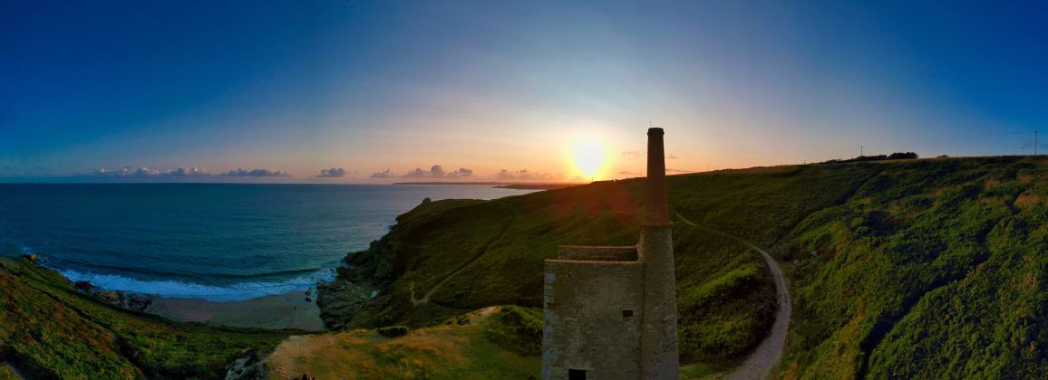 Cornwall Sunset