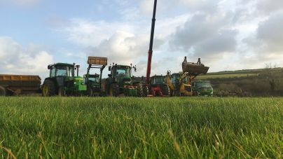RZT LTD Plant Hire in the South West