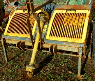 Earthquaker for Turning Soil Hire Cornwall