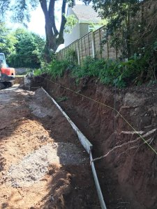 Railway Sleeper Installation and Excavation by RZT Ltd Contractors (1)