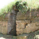 Cerveteri - grobowiec etruski
