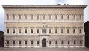 Rzym - Pałac Farnese