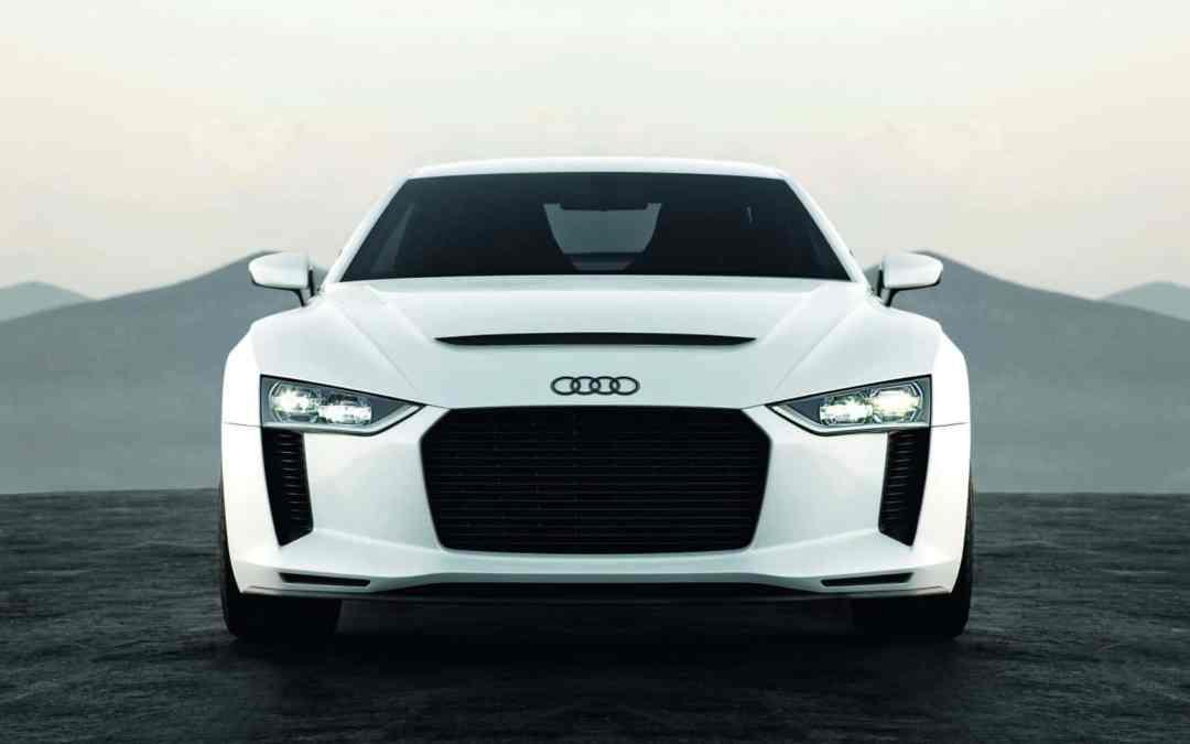 Paris Motor Show 2010: Audi quattro concept