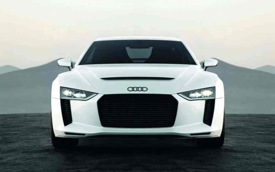 Paris Motor Show 2010 Audi Quattro Concept S Cars