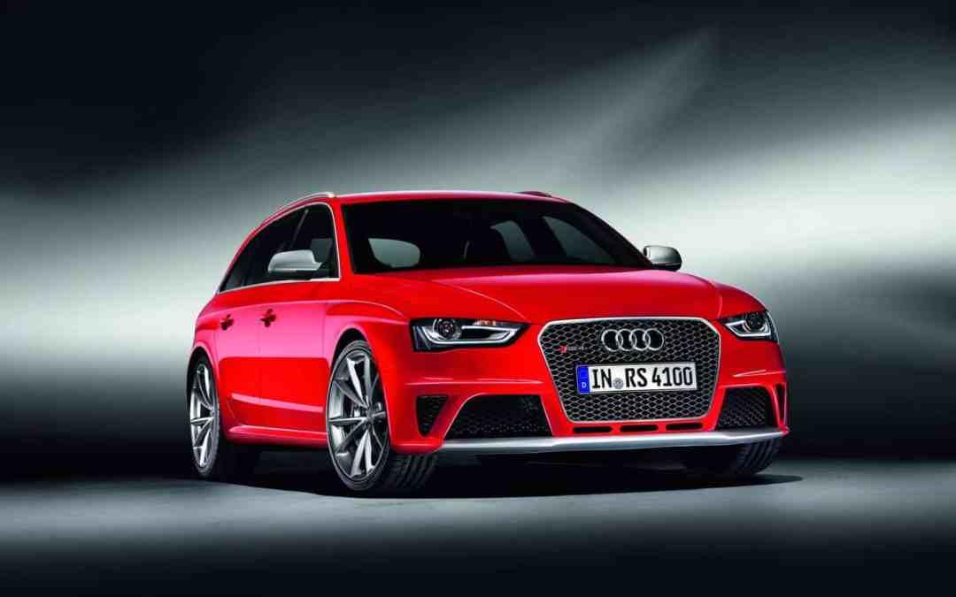 Audi RS4 Avant Image Gallery (3rd Gen)