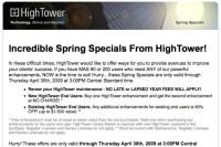 hightower-promos