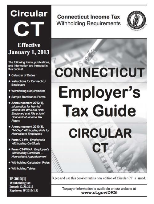 ct circular ct 2013