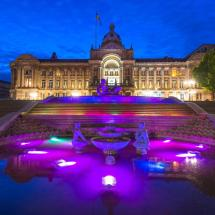 Places in Birmingham United Kingdom