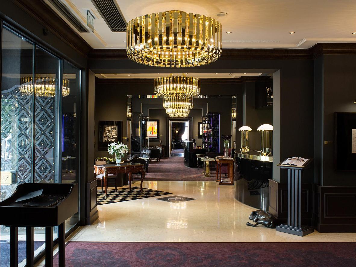 Europe 7 Grandest Hotels