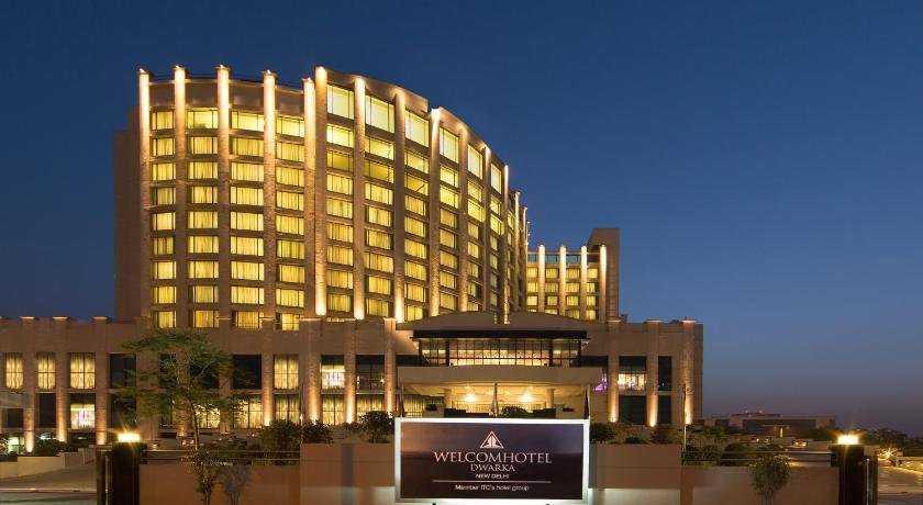 ★★★★★ WelcomHotel Dwarka - Member ITC Hotel Group