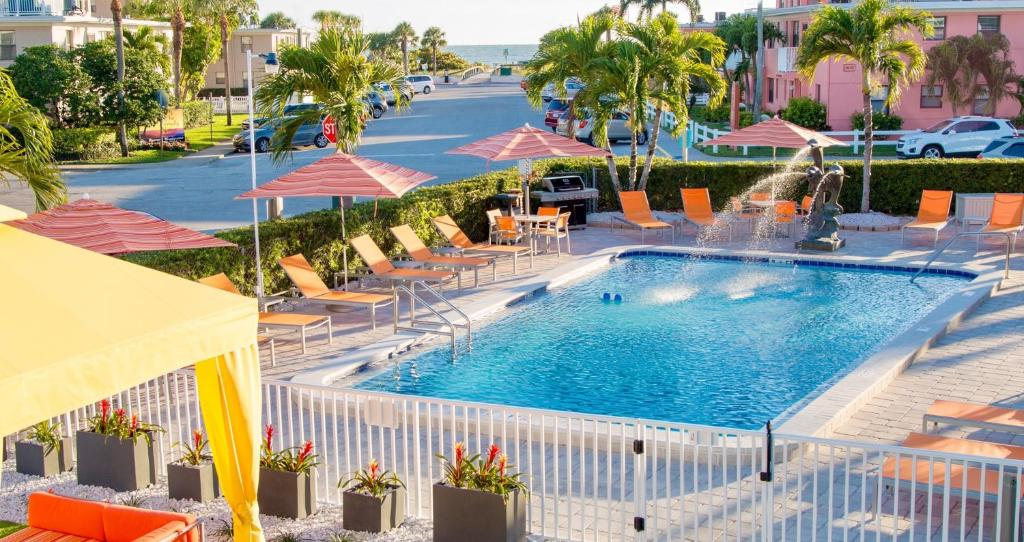 hotel st pete beach
