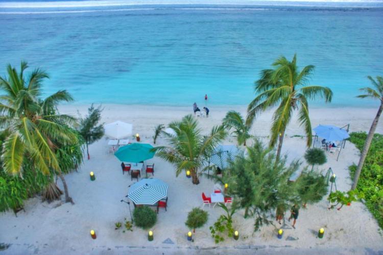 Недорогие отели на острове Хулхумале, Мальдивы