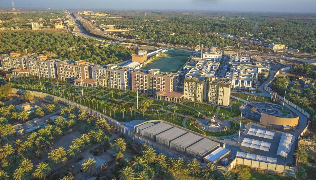 seyed al awseia city
