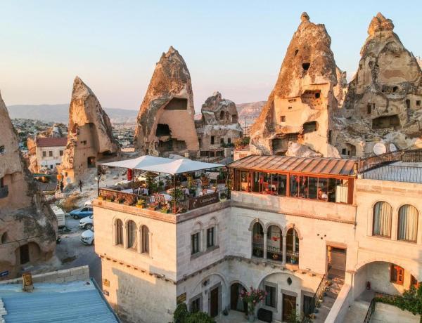 Cappadocia Cave Land Hotel Göreme Turkey Bookingcom