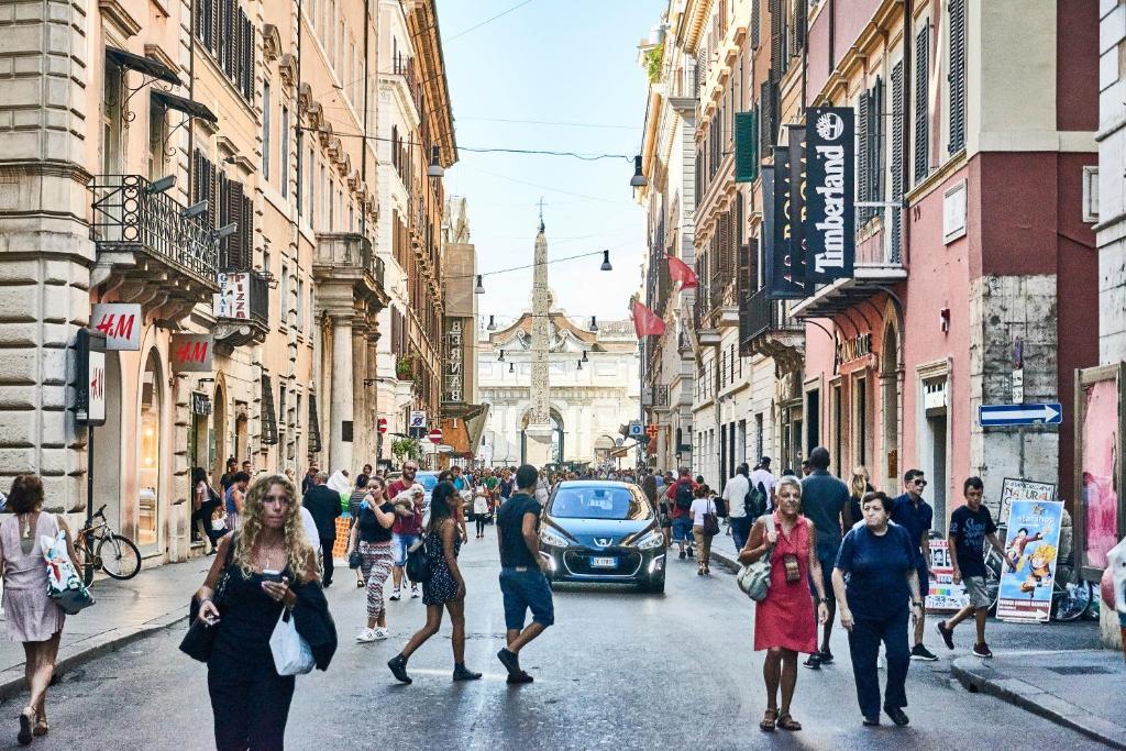 Apartment La tua casa a Piazza del Popolo Rome Italy