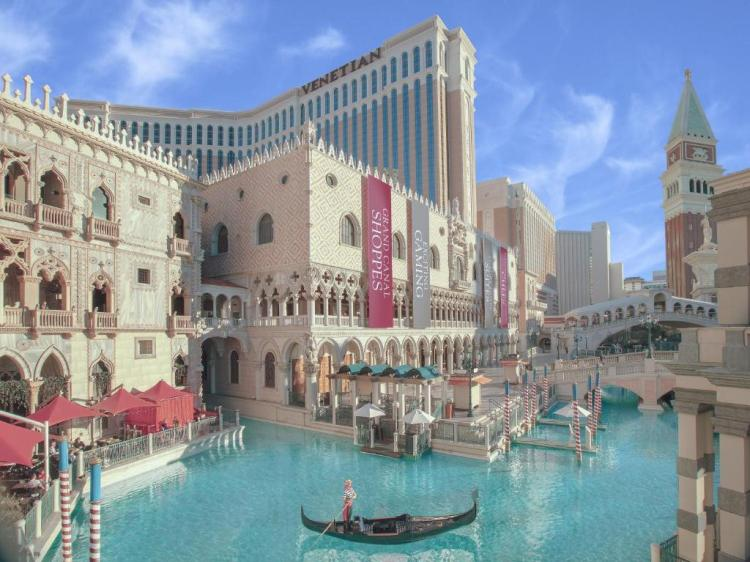 Лас-Вегас Венеция
