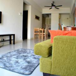 Tropical Living Room In Malaysia Ebay Chairs Apartment Kuala Lumpur Booking Com Gallery Image Of This Property