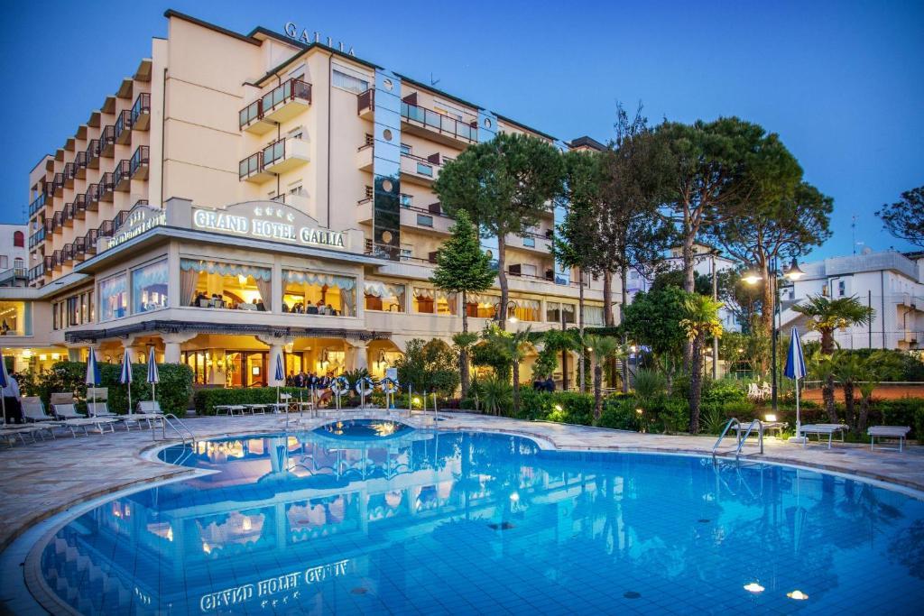 Grand Hotel Gallia Milano Marittima Italy  Bookingcom