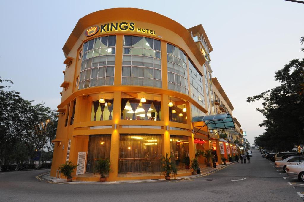 Kings Hotel Melaka Malacca Including Photos
