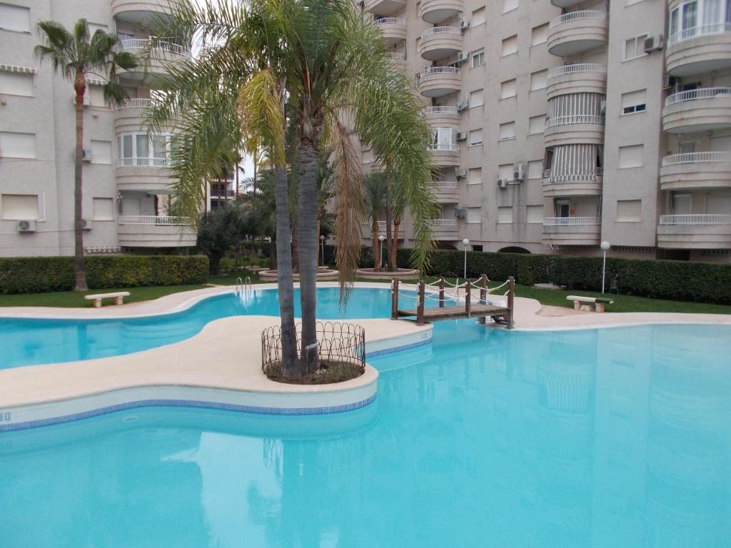 Apartamento Tropicana Park Luxury Espaa Playa de Ganda  Bookingcom