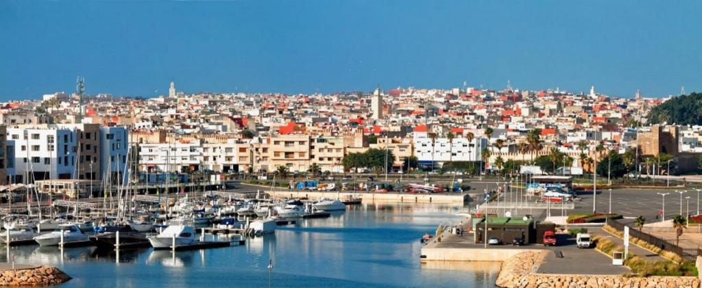 Rabat standing appartement Morocco  Bookingcom