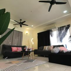 Tropical Living Room In Malaysia Small Layout With Tv Corner Villa Be Private Pool Bbq 18 24pax Ipoh Gallery Image Of This Property