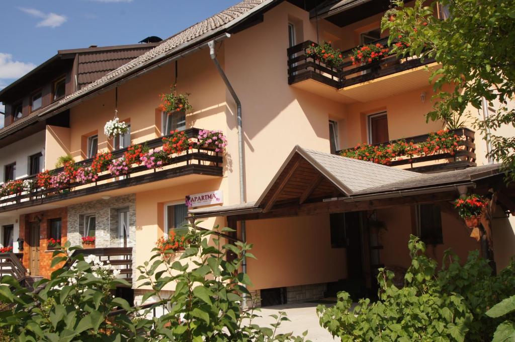 hotel Lake Bohinj