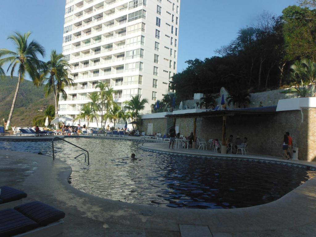 Apartamento Condominio Torre Blanca Mxico Acapulco