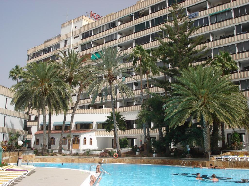 Apartamentos Koka Espaa Playa del Ingls  Bookingcom