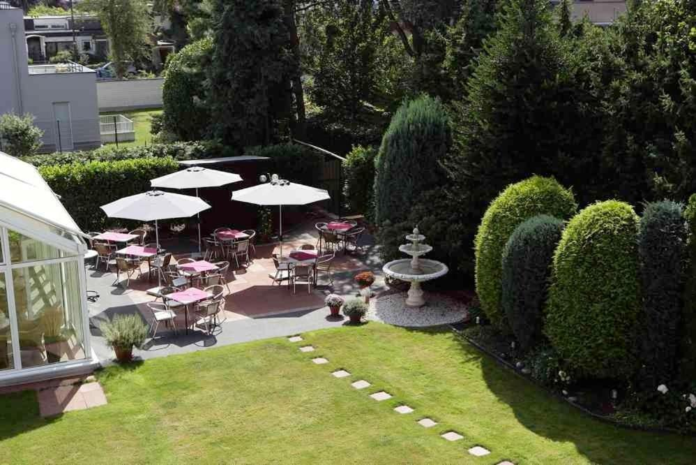 Garten Hotel Ponick Cologne Germany Booking Com