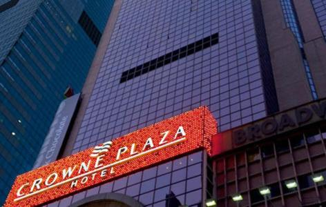 Image result for crowne plaza new york
