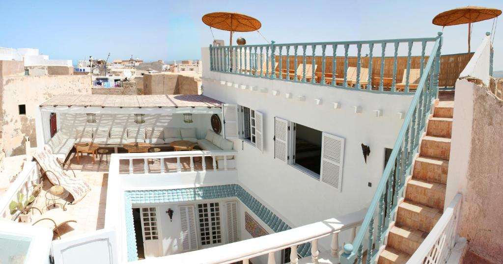 Best Chambres Riad Baladin Essaouira Maroc With Lit Baladin