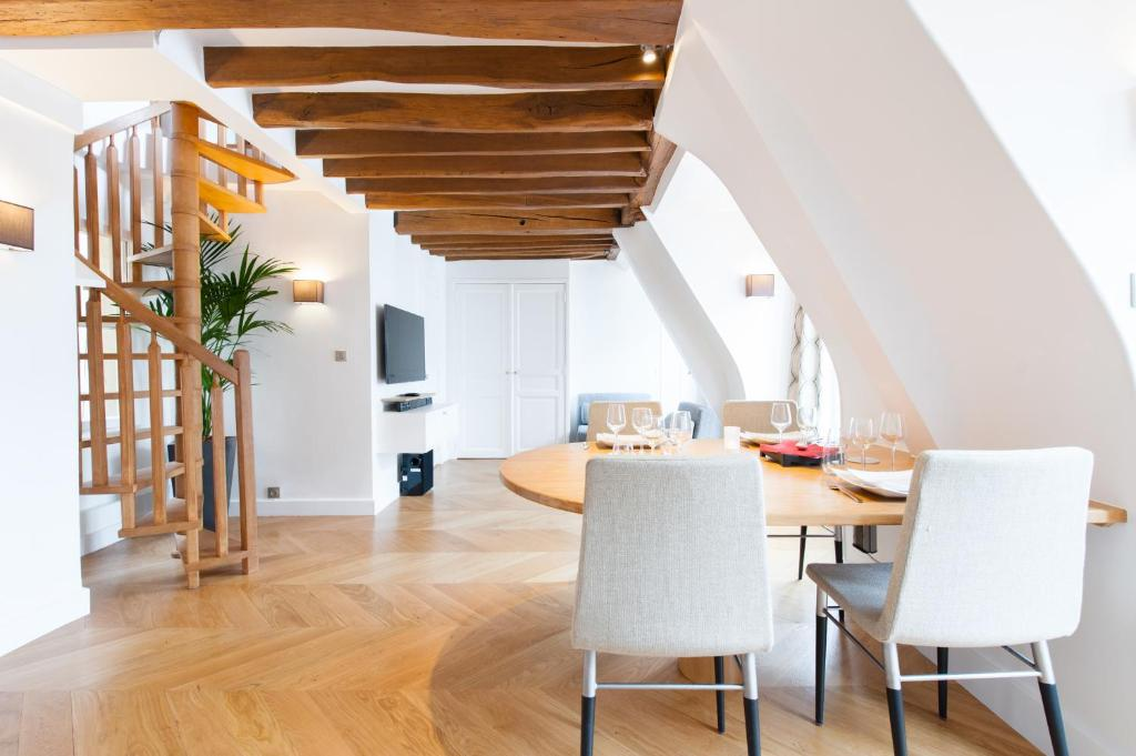 Appartement de luxe OperaLouvre Paris  Updated 2019 Prices